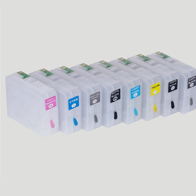 Refill cartridge for Epson surecolor SC-P800 80ML