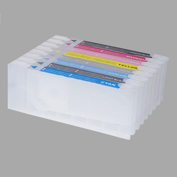 LFP cartridge for epson Pro7450/9450/wide format cargtridge