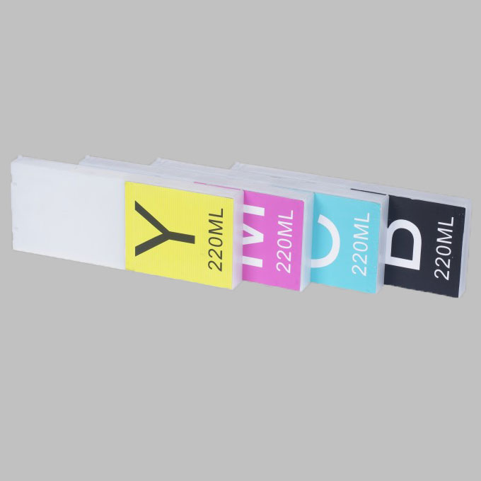 Mimaki jv33 refillable cartridges with chip 220ML