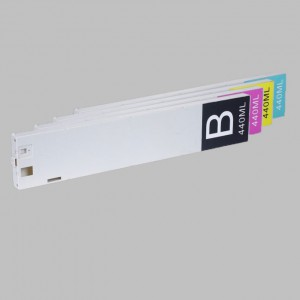 Mimaki jv33 refillable cartridges with chip 440ML