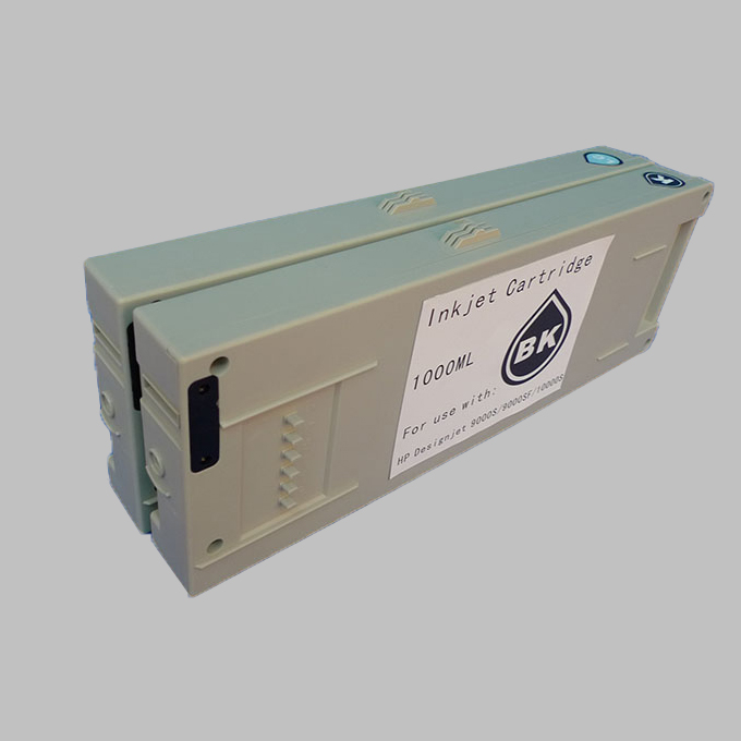 Compatible cartridge for HP Designjet 9000s/10000s/wide format cartridge HP9000/10000