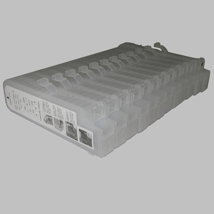 Refill cartridge PFI-101/PFI-103 for Canon IPF5100;IPF6100;IPF6200/LFP cartridge/wide format cartridge