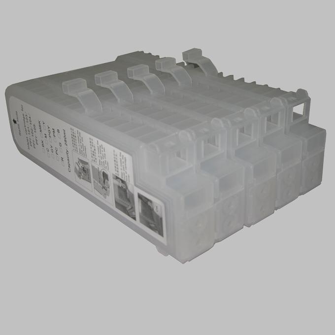 LFP cartridge for Canon IPF650;IPF655;IPF750;IPF760;IPF765/wide format cartridge