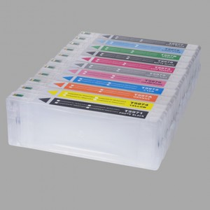 Refill cartridge for wide format cartridge for EPS-Pro7700/7710;Pro9710/9710/LFP cartridge 700ML