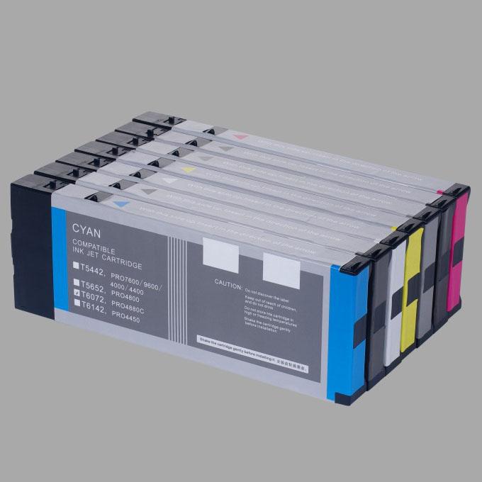 Compatible ink cartridges for Pro4800/LFP cartridges